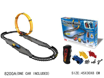 Picture of High Speed Remote Control Race Track