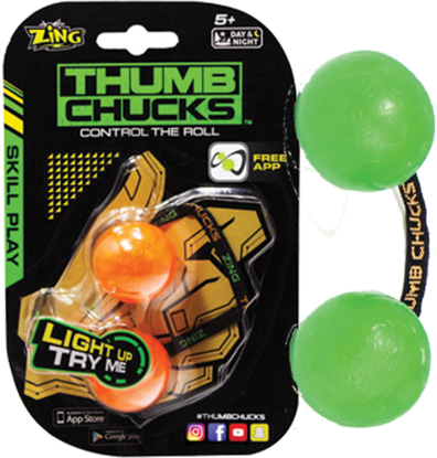 Picture of Zing Thumb Chucks