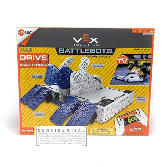 Picture of HEXBUG Battlebots Bite Force