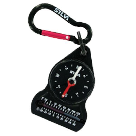 Picture of Compass Thermometer w/ Clip