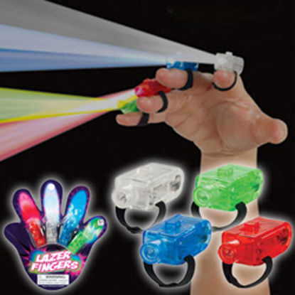 Picture of Lazer Fingers Flashlights
