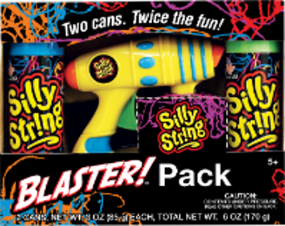 Picture of SILLY STRING Blaster w/ a Can of String
